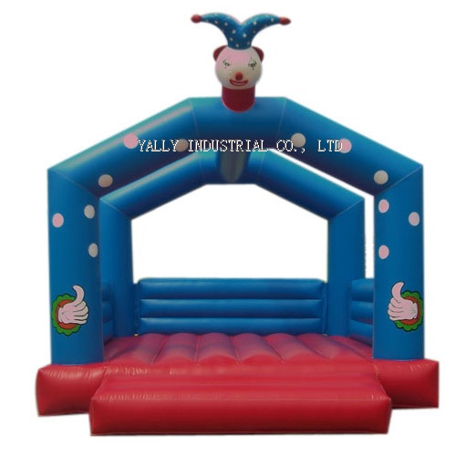 clown inflatable bouncer