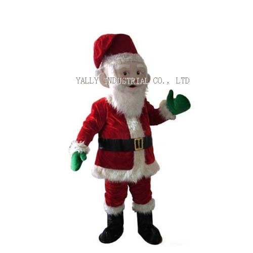 Santa Claus Cartoon costumes