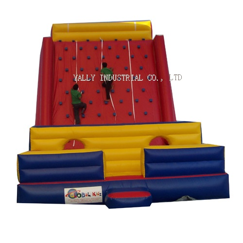 inflatable sport games, Inflatable rock Climbing Wall