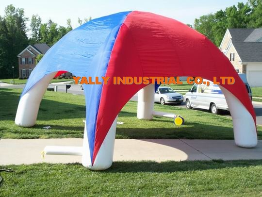 outdoor inflatable dome tents