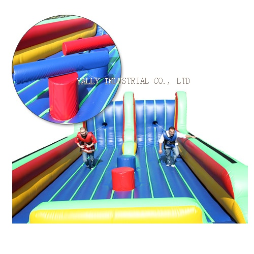 Inflatable games Bungee Run