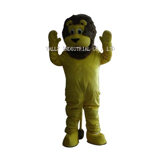 King Lion Simba new Disney Mascot Costume