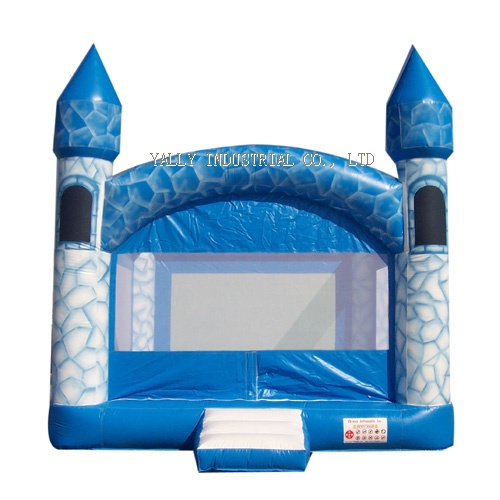 ripple inflatable castle