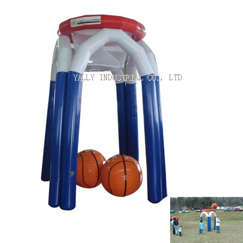 Inflatable Monster basket ball Game