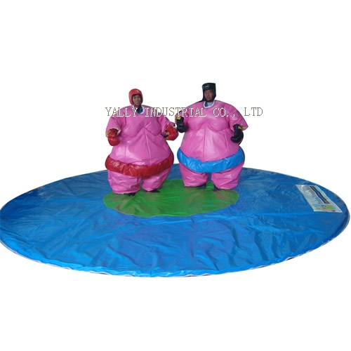 inflatatable Summo Wrestlers