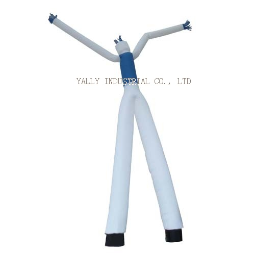 inflatable air sky dancer double leg