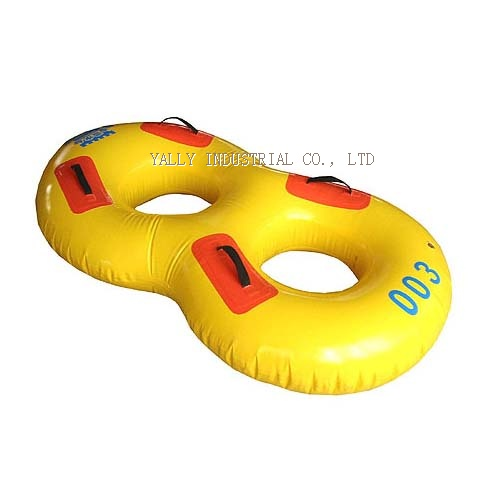 inflatable swiming boat