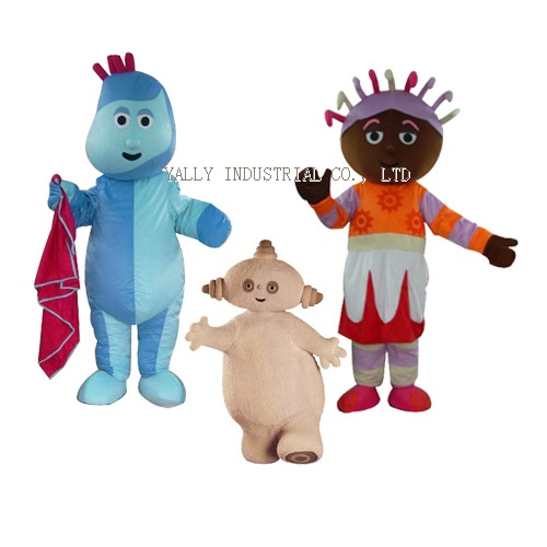 in the night garden cartoon character costumes