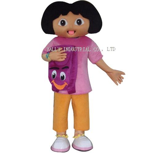 Dora the explore Disney Mascot Costume for adult  sc 1 st  Inflatable Tent & cheap Dora the explore Disney Mascot Costume for adult for sale ...