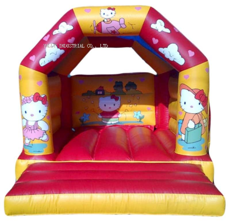 hello kitty backyard bouncer