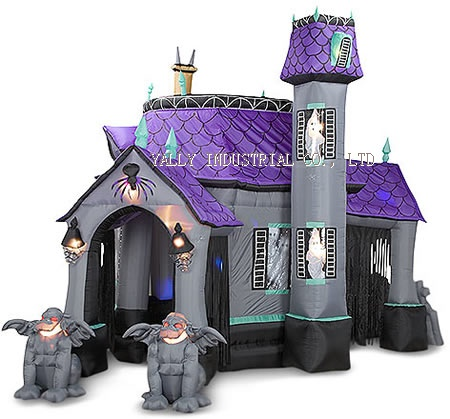 Halloween Inflatables Cheap