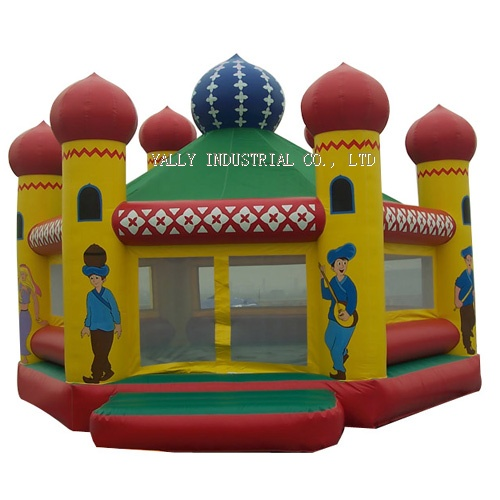 inflatable Arabian Bounce house