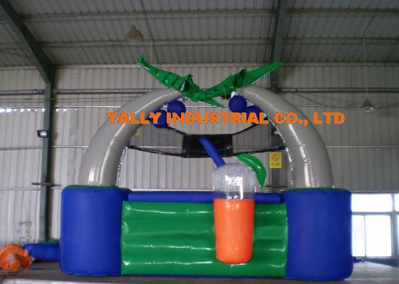 Inflatable bar counters for ourdoor party