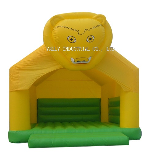 lion inflatable bouncer/Lion King Simba inflatable jumper