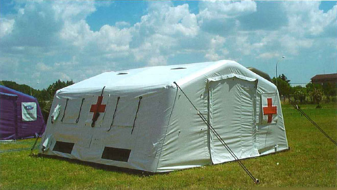 And even can be used at the temperature from -15 degree to +75 degree. In snow weather the inflatable tent can burden snow about 5cm in thickness. & cheap air tighted inflatable tent emergency room medical tent red ...