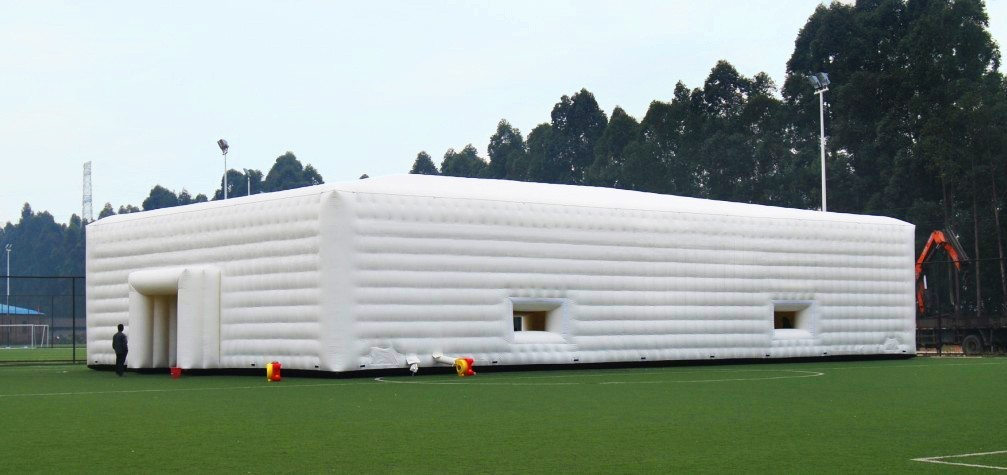 large white inflatable party event marquee tent with window and tunnel entrance large strong double layer inflatable party event tent with window and ... & cheap large white inflatable party event marquee tent with window ...