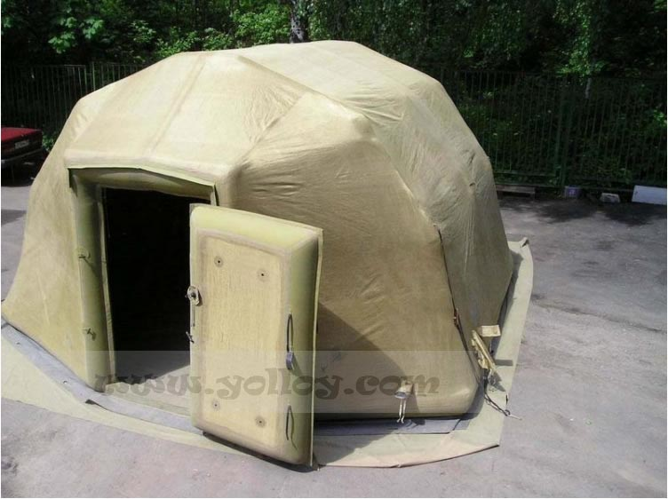 The main frame of the frost resisting inflatable tent is the air tight inflatable frame which made with the double coated PVC fabric that can used in ... & cheap cold resistant inflatable air tight tent for out door work ...