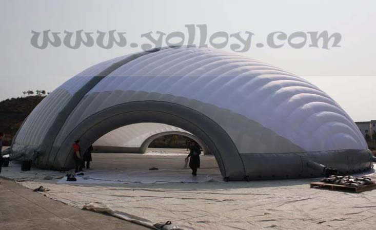 Cheap Outdoor Inflatable Workshop Marquee Tent For Sale
