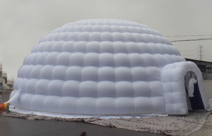 blow up inflatable portable meeting igloo dome tent & cheap blow up inflatable portable meeting igloo dome tent for sale ...