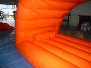 bed  tent with pillow for outdoor camping