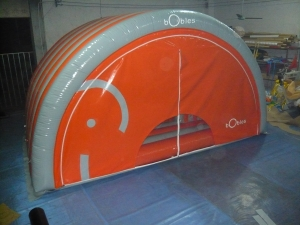 4 people tent for wild camping