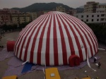 giant inflatable whole tent