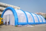 Giant Paintaball play arena tent inflatable