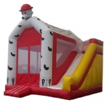 Cartoon Dalmatian Inflatable Bouncers House