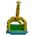 giraffe inflatable jumper