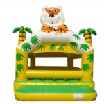 tiger king inflatable bouncer
