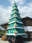 christmas inflatables outdoor inflatable christmas tree
