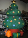 giant christmas tree inflatable outdoor for decoration