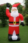 inflatable santa (inflable santa)outdoor Xmas promotion