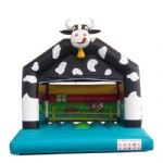 Cow inflatable bouncer