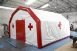 inflatable self erecting relief Pneumatic Tent