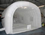 Automotive mobile Shelter inflatable carport garage tent