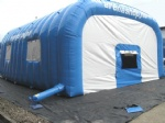 portable air shop inflatable building arena