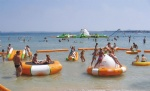 20-25 people amusement water sports park