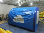 air sealed family inflatable camping tent 4m x3m