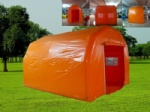 Inflatable house for camping outdoor portable tent