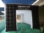 air wall lights tent inflatable bubble cube