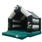 Panda inflatable moonwalk/ jumper house