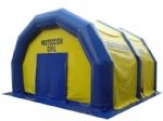 air-sealed inflatable sport tent for ourdoor activity
