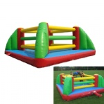 Inflatable Boxing Ring,Bouncy Boxing Inflatable