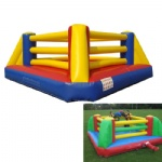 Boxing Ring Inflatable, Boxing Ring Inflatable Sports Game
