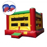 gigant glove Boxing Ring Game