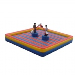 Inflatable Joust Mattress, pedestal joust