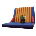 Velcro Wall Inflatable Game, inflatable games sticky wall