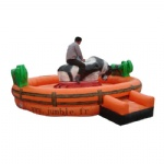 inflatable sport: Mech Bull, Inflatable Sport Games