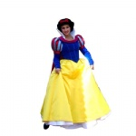 Snow white Disney Character Mascot Costume snow white fancy dress costumes